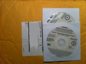 ThinkPad Recovery Discs